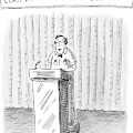 Rodney Krebs: Class Valedictorian Or G.p.a. Whore? by Roz Chast