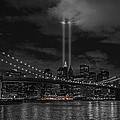911 Tribute Lights by Keith Yates