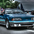 92 Mustang Gt by Tommy Anderson