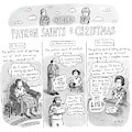 New Yorker December 11th, 2006 by Roz Chast