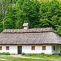 A Typical Ukrainian Antique House by Alain De Maximy
