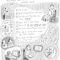 Adult Attention Deficit Disorder by Roz Chast