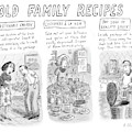 New Yorker June 25th, 2007 by Roz Chast