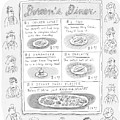 Doreen's Diner by Roz Chast