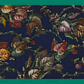 French Fabrics First Half Of The Nineteenth Century 1800 by French School
