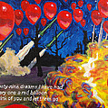 99 Red Balloons by Tommy Midyette
