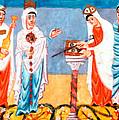 9th Century Artwork by Munir Alawi