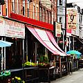 9th Street Italian Market Philadelphia by Bill Cannon