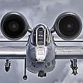 A-10 Thunderbolt II by Adam Romanowicz