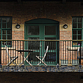 A Balcony On The River Aire by Pablo Lopez