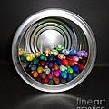 A Barrel Of Fun by Maria Bonnier-Perez