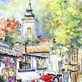 A Beautiful Car In Szentendre by Miki De Goodaboom