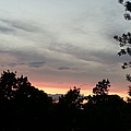 A Beautiful Evening Sky by Christy Gendalia