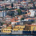 A Bit Of Funchal by Eric Tressler