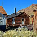 A Bodie Cabin by Joseph Coulombe