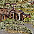 A Bodie Homestead by Joseph Coulombe