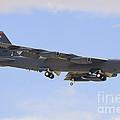 A Boeing B-52h Stratofortress Prepares by Remo Guidi