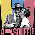 A Bout De Souffle Movie Poster by Douglas Simonson