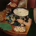 A Bowl Of Eggnog by Anton Bruehl