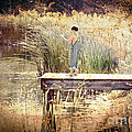 A Boy Fishing by Jt PhotoDesign