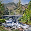 A Bridge For Us by Lori Pittenger