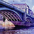 A Bridge In London by David and Carol Kelly