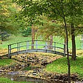 A Bridge To Peacefulness by Bruce Bley