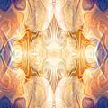 A Burst Of Light Abstract Living Artwork By Omaste Witkowski by Omaste Witkowski
