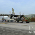 A C-130j Super Hercules by Remo Guidi