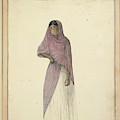 A Canara Dancing Woman by British Library