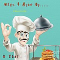 A Chef 1 by L Wright