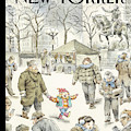 Winter Delight by John Cuneo