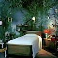A Child's Bedroom Designed By William Riva by Otto Maya