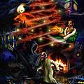 A Christmas Carol by Alessandro Della Pietra