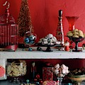 A Christmas Display by Romulo Yanes