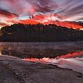 A Christmas Eve Sunrise by Gordon Elwell