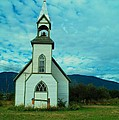 A Church In British Columbia   by Jeff Swan