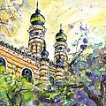 A Church In Budapest 01 by Miki De Goodaboom