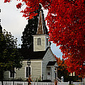 A Church In Historic Jacksonville by Mick Anderson