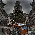 A City Hall Christmas by Mark Ayzenberg