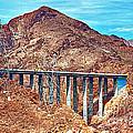 A Closer Look At Pat Tillman Bridge by Bob and Nadine Johnston
