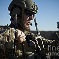 A Coalition Force Member Sets by Stocktrek Images