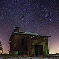 A Cold Dark Place by Aaron J Groen