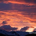 A Colorado Sunrise by Fiona Kennard