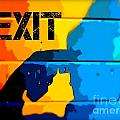 A Colorful Exit  by John Malone Halifax photographer