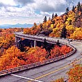 A Colorful Ride Along The Blue Ridge Parkway by Chris Berrier