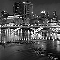 A Columbus Night by Frozen in Time Fine Art Photography