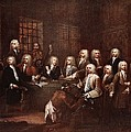 A Committee Of The House Of Commons by William Hogarth