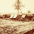 A Confederate Redoubt, Us, Usa, America by Litz Collection