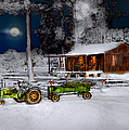 A John Deere Country Christmas by T Lowry Wilson